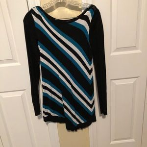 White House Black Market tunic sweater